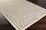 Surya Columbia CBA-116 Beige/Light Grey Closeout Area Rug - Fall 2015