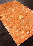 Jaipur Narratives NA05 Huxley Orange Spice Closeout Area Rug