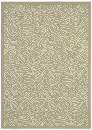 Shaw Living Woven Expressions Platinum Modern Plains 05702 Almond Closeout Area Rug - 2014