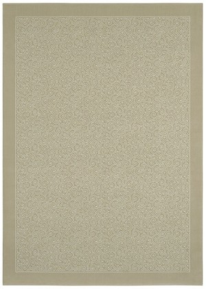 Shaw Living Woven Expressions Platinum Parisienne 01702 Almond Closeout Area Rug - 2014