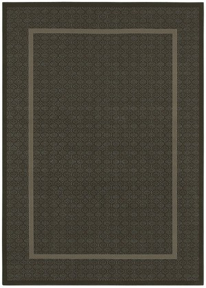 Shaw Living Woven Expressions Platinum Astoria 06700 Dark Cocoa Closeout Area Rug - 2014