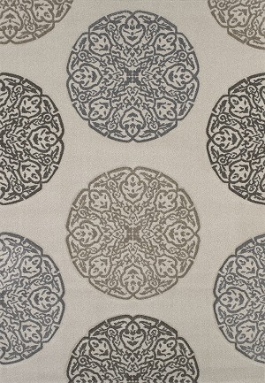United Weavers Townshend 401 01990 Gaze - Cream Area Rug