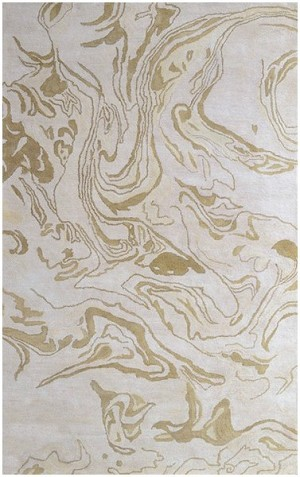 Rug Market Beyond Texture 44521 Marble Gold Ivory Gold