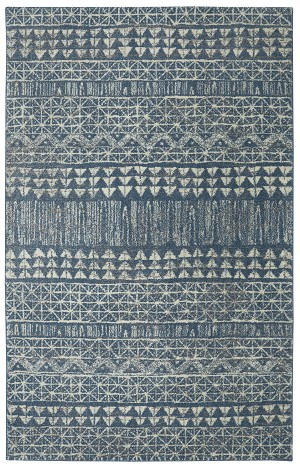 Mohawk Home Berkshire 90631 50101 Billerica Blue Area Rug