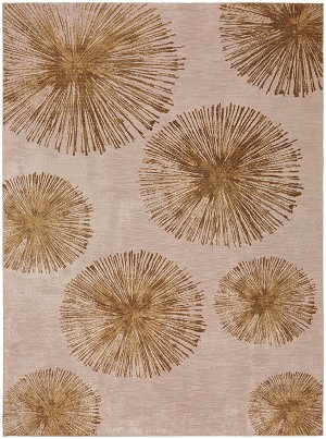 Karastan Cosmopolitan 90964 80249 Haight Brushed Gold Area Rug
