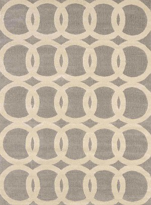 United Weavers Visions 970 20172 Sochi Grey Closeout Area Rug