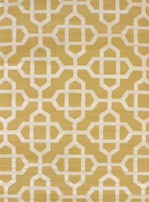 United Weavers Visions 970 20211 Orison Harvest Gold Closeout Area Rug