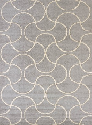 United Weavers Visions 970 20672 Pavane Grey Closeout Area Rug