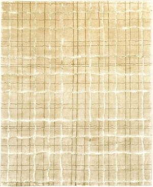 Bashian Tribeca A140 P423 Shimmer Beige Closeout Area Rug