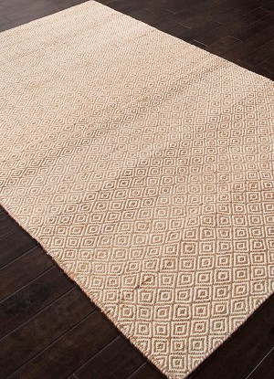 Jaipur Naturals Ambary AMB03 Wales Lily White & Pumice Stone Area Rug