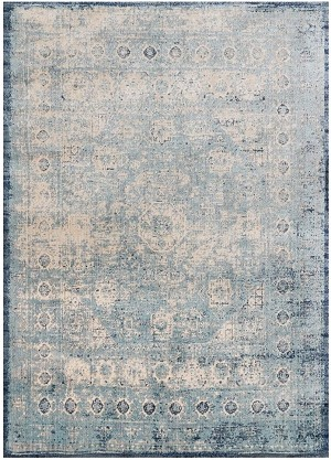 Loloi Anastasia AF-14 Light Blue / Ivory Area Rug