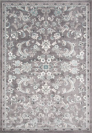 Momeni Brooklyn Heights BH-05 Grey Area Rug