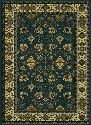 Radici USA Castello 460 Royal Blue Area Rug