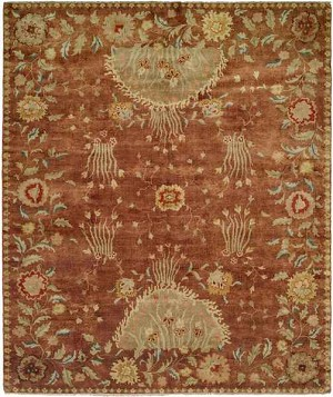 Allara Cambay AY-1016 Reverie Rosewood Closeout Area Rug