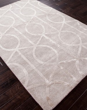 Jaipur City Ct14 Seattle Drizzle Lily White Area Rug