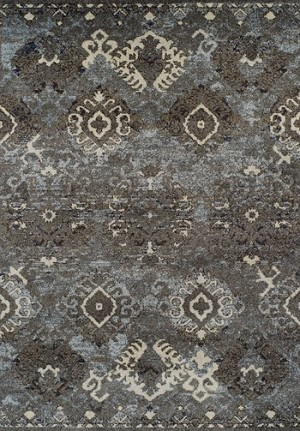 Dalyn Gala GA10 Steel Area Rug