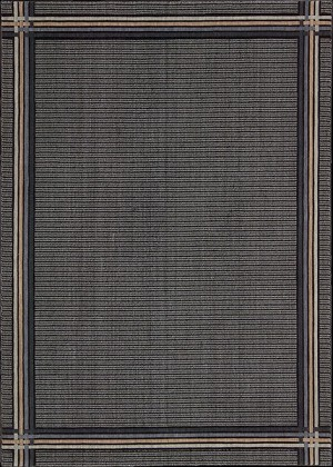 Joseph Abboud Griffith GRI01 MID Midnight Closeout Area Rug