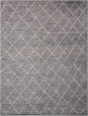 Calvin Klein Home Heath HEA01 GRAPHITE Area Rug