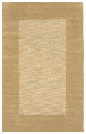 Trans-Ocean Mercer 1225/12 Border Neutral Area Rug
