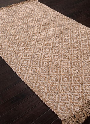 Jaipur Naturals Tobago NAT09 Ono Warm Sand & Sandshell Closeout Area Rug