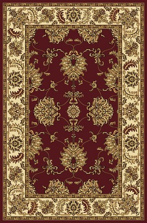 Radici USA Noble 1330 Burgundy Area Rug