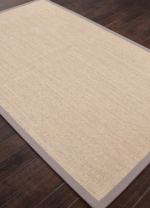 Jaipur Naturals Sanibel Plus NSP04 Palm Beach Steel Gray & Rainy Day Area Rug