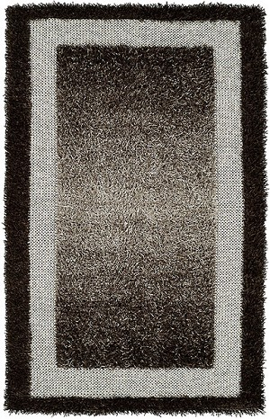 HRI Rope Shaggy RS-3 Metal Area Rug