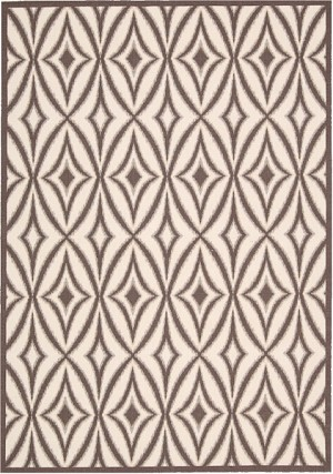 Nourison Waverly Sun N' Shade SND19 FLINT Flint Area Rug