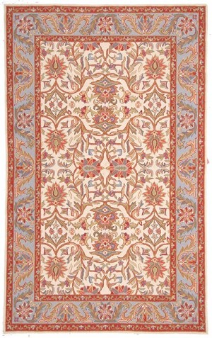 Marcella Savoy SVY537B Sultanabad Beige Closeout Area Rug
