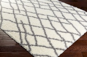Surya Cloudy Shag CYS-3410 Area Rug