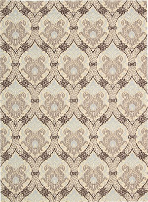 Nourison Waverly Treasures WTR03 Birch Area Rug