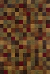 Oriental Weavers Allure 003A1 Brown Closeout Area Rug