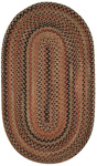 Capel Homecoming 0048-700 Chestnut Brown Area Rug