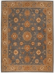Karastan Attalia 00572-14102 Bergama Smoke Closeout Area Rug