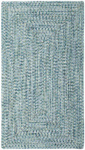 Capel Sea Glass 0110-400 Ocean Blue Area Rug