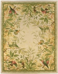 Peel & Company Needlepoint 012-MN Closeout Area Rug