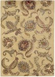 Couristan Givenry 0158/0140 Larkspur Ivory Closeout Area Rug