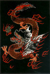 United Weavers Safari 030 17470 Dragon Luck Closeout Area Rug