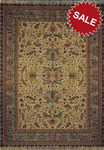 Oriental Weavers Patina 031G8 Medium Beige Closeout Area Rug