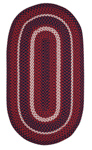 Capel Out East 0382-510 Firecracker Area Rug