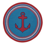 Capel Hyport 0386-430 Anchor Colonial Area Rug