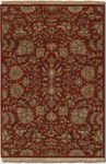 Couristan Jangali 0425/0105 All Over Tabriz Rust Closeout Area Rug - Spring 2011