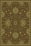 Oriental Weavers Hudson 042H1 Light Brown Closeout Area Rug