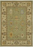 Couristan Woven Treasures 0452/0213 Karabagh Bay Leaf/Ivory Closeout Area Rug