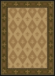United Weavers China Garden 050 35945 Cosette Closeout Area Rug