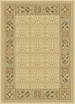 United Weavers China Garden 050 22197 Cyprus Linen Closeout Area Rug