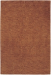 Couristan Mystique 0596/0005 Aura Rustic Clay Closeout Area Rug - Spring 2017