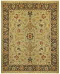 Feizy Goshen 0637F Gold/Brown Closeout Area Rug