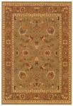 Oriental Weavers Infinity 1104C Light Green Closeout Area Rug