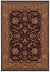 Oriental Weavers Infinity 1104F Black Closeout Area Rug